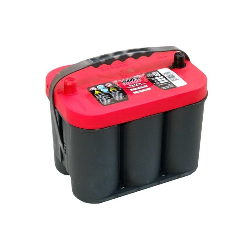 OPTIMA Red Top C-4,2L SLI 50Ач аккумулятор