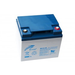 RITAR DG12-40 12В 40Ач GEL VRLA аккумулятор