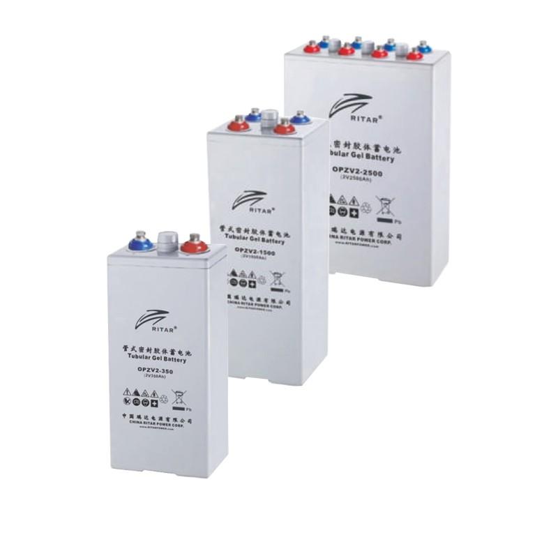 RITAR OPzV GEL VRLA batteries