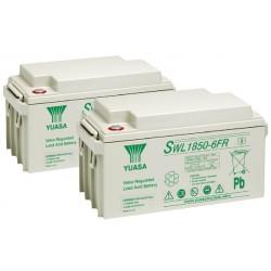 YUASA SWL series 6V AGM VRLA batteries