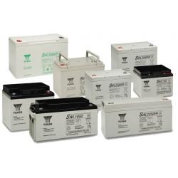 YUASA SWL series 12V AGM VRLA batteries