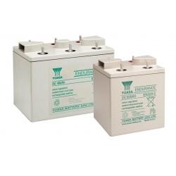 YUASA EN/ENL serijos 2V AGM VRLA akumuliatoriai