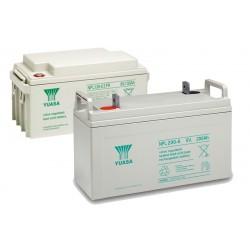 YUASA NPL serijos 6V AGM VRLA akumuliatoriai