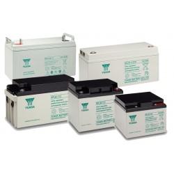 YUASA NPL serijos 12V AGM VRLA akumuliatoriai