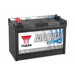 YUASA Marine M31-100 100Ah battery