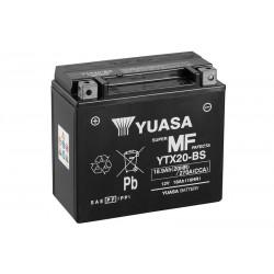 YUASA YTX20-BS 18.9Ah (C20) battery