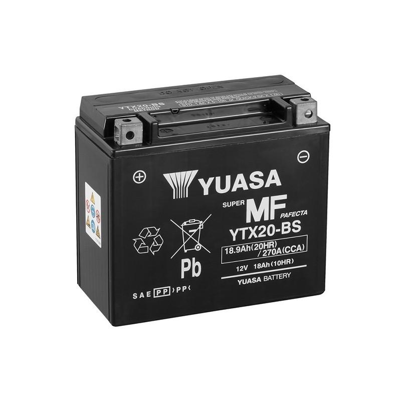 YUASA YTX20-BS 18.9Ah (C20) akumuliatorius