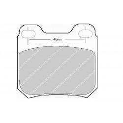 Дисковые тормозные колодки EGT 321438