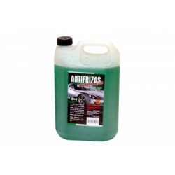 Antifreeze coolant -35°C (green)