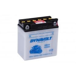 DYNAVOLT DB9-B (50914) 9Ач аккумулятор