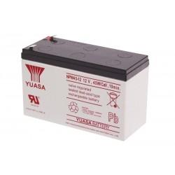 YUASA NPW45-12 12В 45W/элемент 8,5Ач AGM VRLA аккумулятор