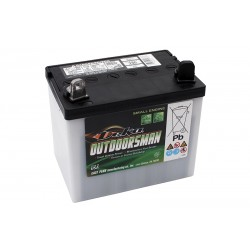 DEKA Outdoorsman 8U1-L 28Ah battery