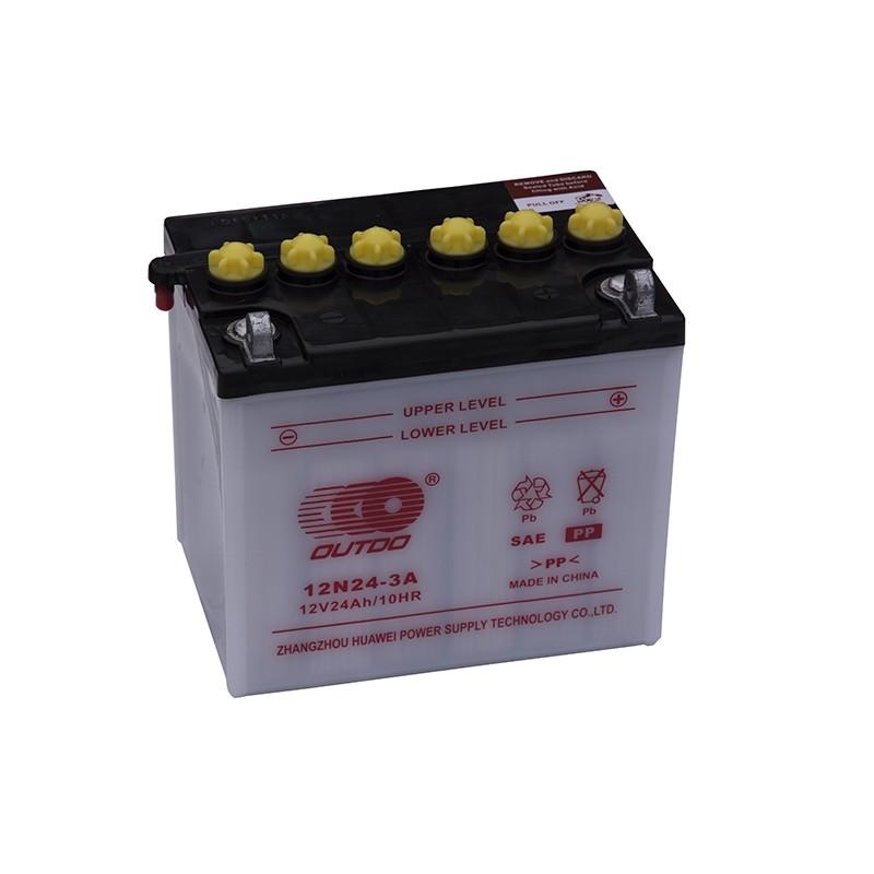 OUTDO (HUAWEI) 12N24-3A 24Ah battery