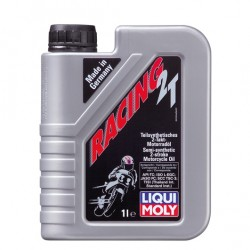 Semi-synthetic 2-stroke oil RACING 2T LIQUI MOLY 1504