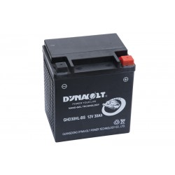DYNAVOLT GHD30HL-BS 30Ah battery