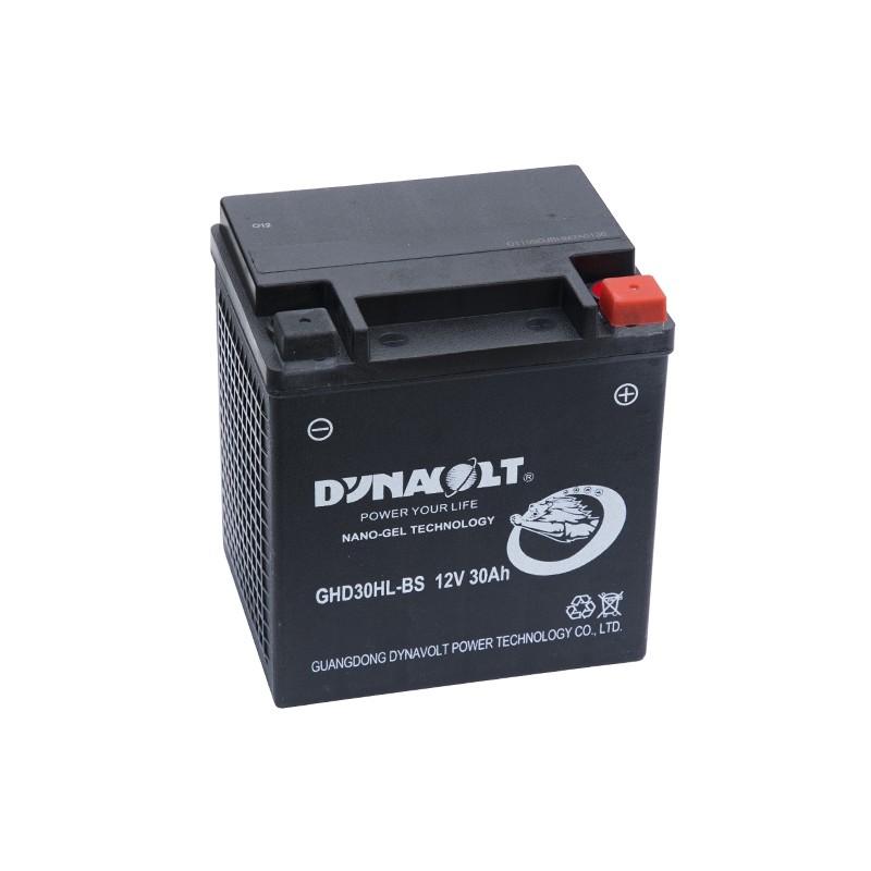 DYNAVOLT GHD30HL-BS 30Ah akumuliatorius