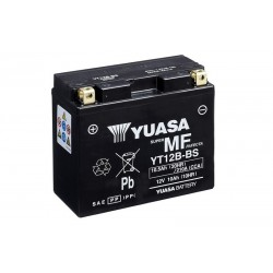YUASA YT12B-BS 10.5Ah (C20) battery