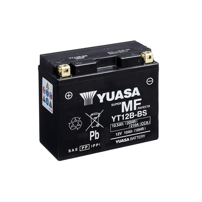 YUASA YT12B-BS 10.5Ah (C20) akumuliatorius
