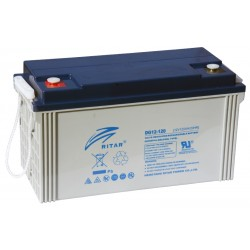 RITAR DG12-120 12V 120Ah GEL VRLA battery