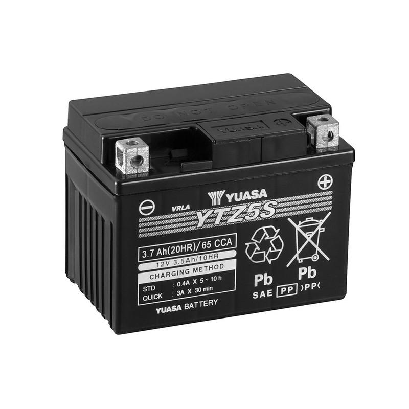 YUASA YTZ5S 3.7Ah (C20) akumuliatorius