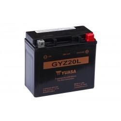 YUASA GYZ20L 21.1Ач (C20) аккумулятор