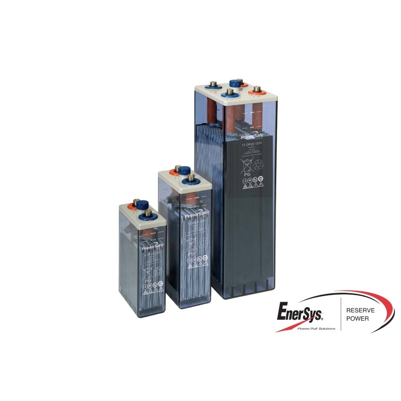 ENERSYS OPzS batteries