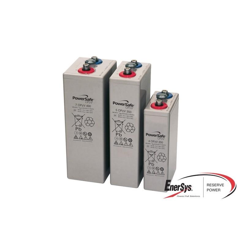 ENERSYS OPzV GEL VRLA akumuliatoriai