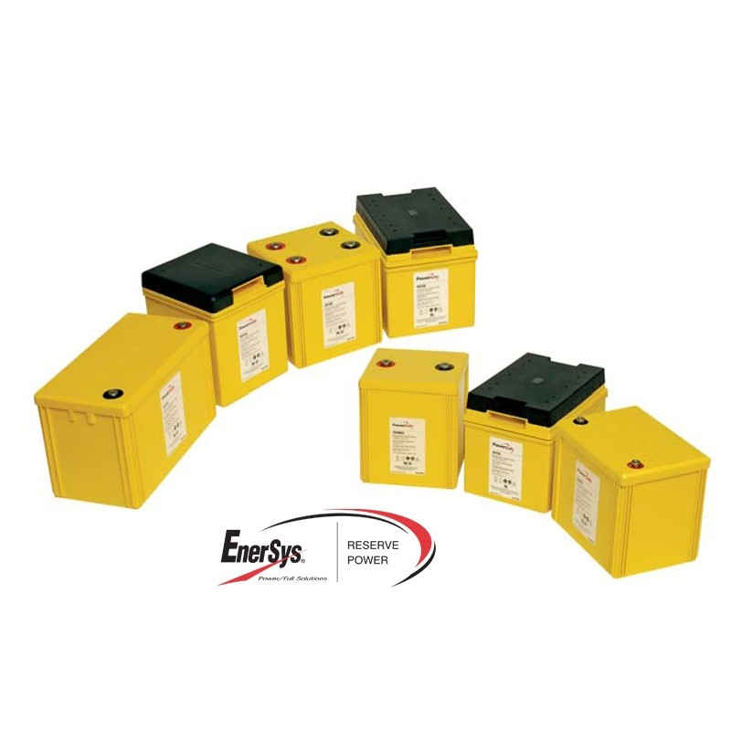 ENERSYS Power Safe V batteries