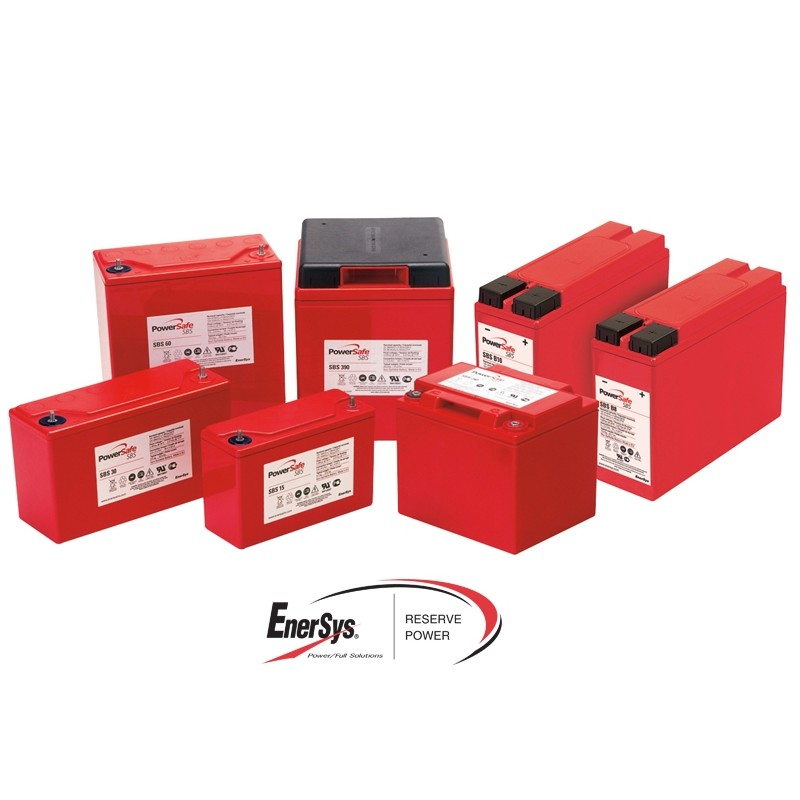 ENERSYS Power Safe SBS batteries