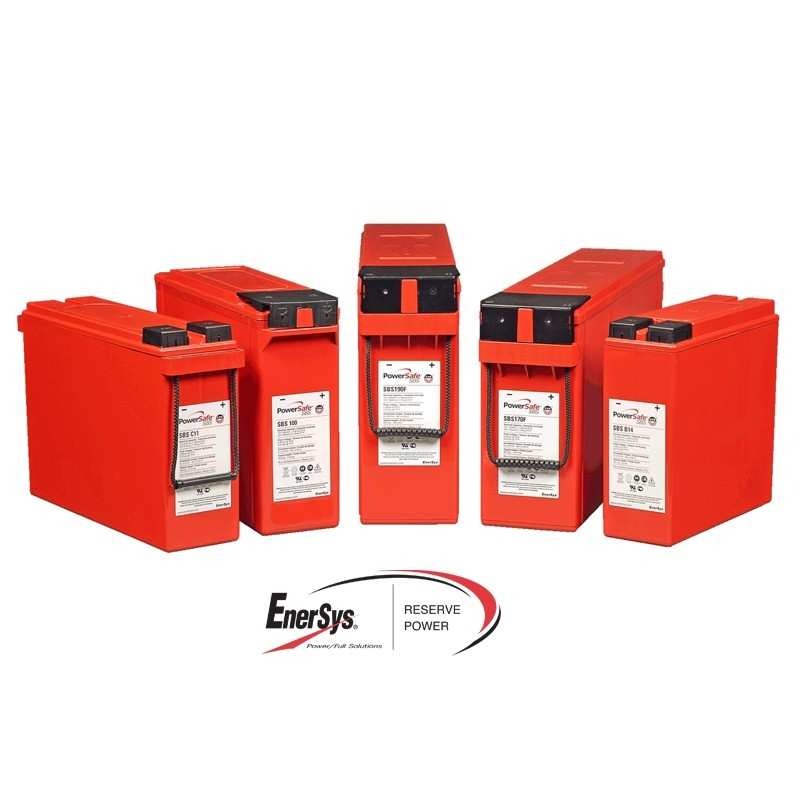 ENERSYS Power Safe SBS Eon batteries