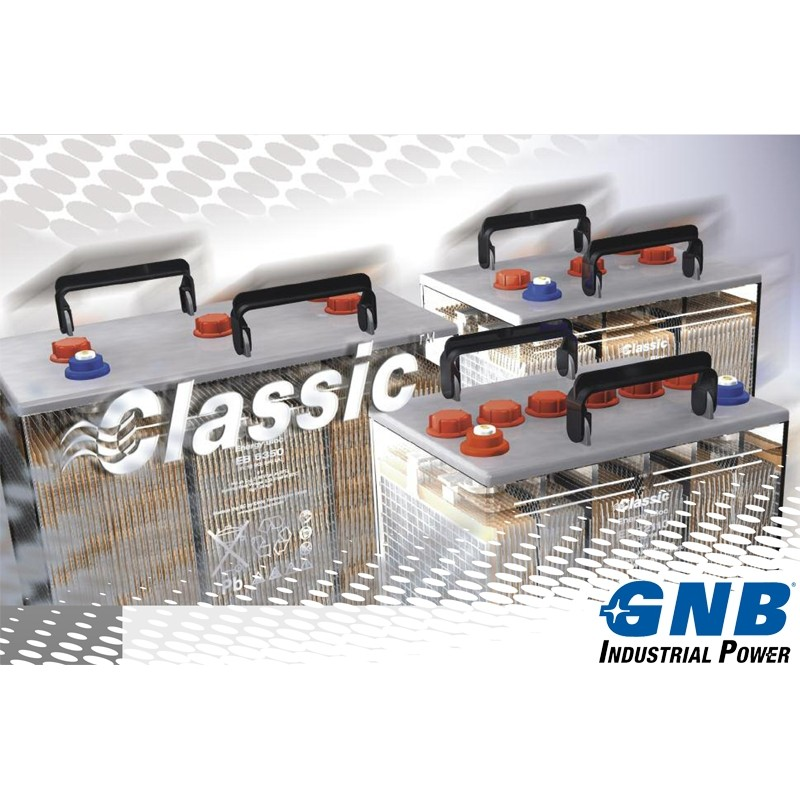 EXIDE Classic Energy bloc batteries