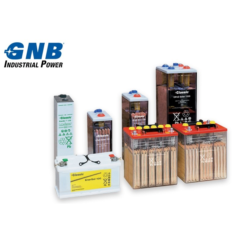 EXIDE Classic Solar batteries