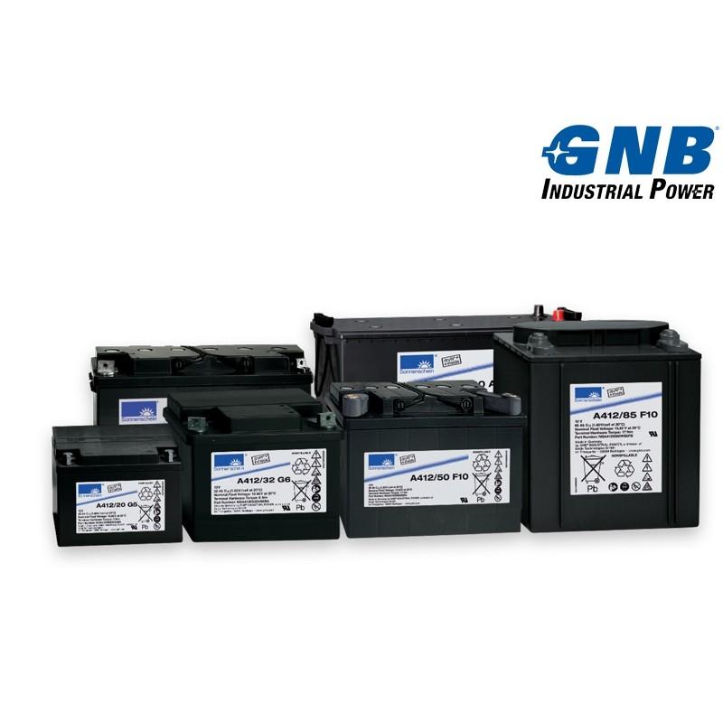 EXIDE Sonnenschein A400 batteries