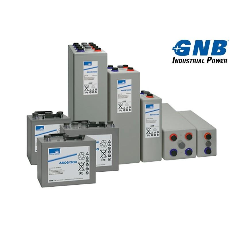 EXIDE Sonnenschein A600 OPzV GEL VRLA batteries
