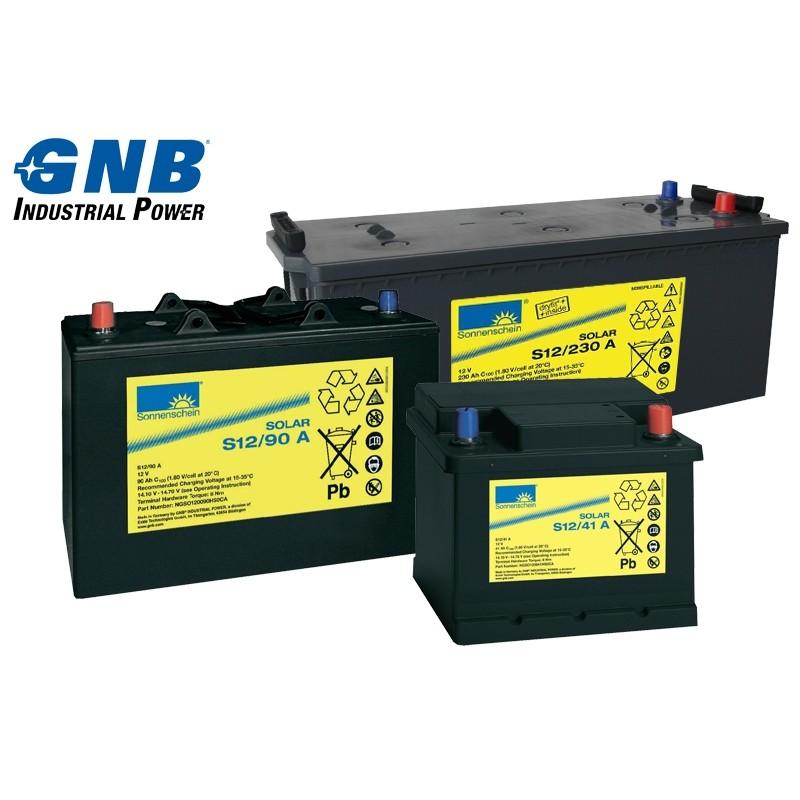 EXIDE Sonnenschein Solar bloc аккумуляторы
