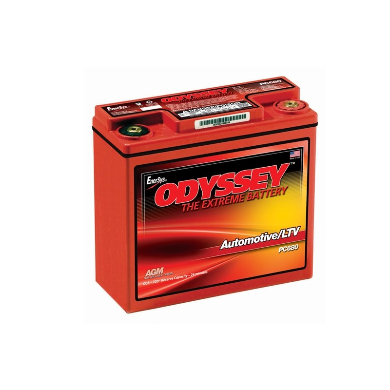 ODYSSEY PC680MJ AGM 16Ah battery