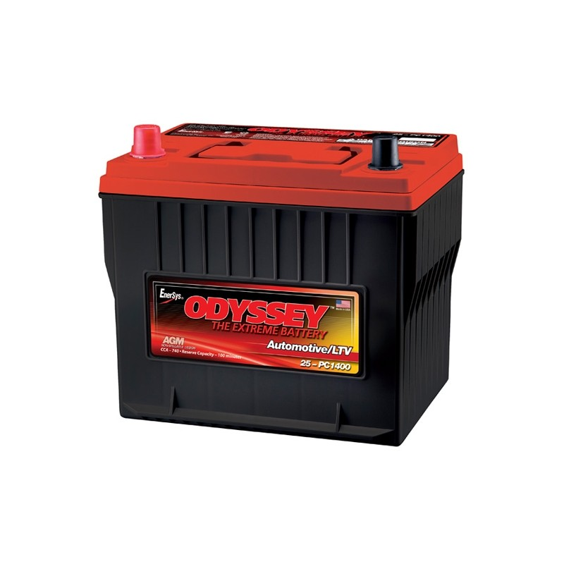 ODYSSEY 25PC1400 AGM 65Ah akumuliatorius