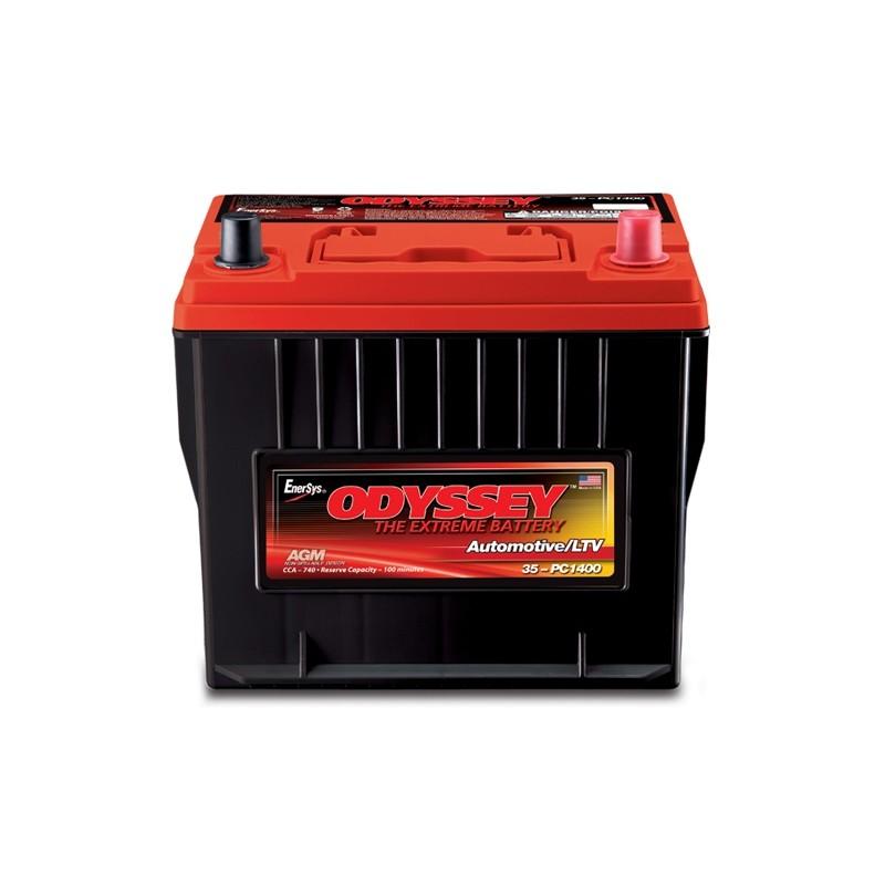 ODYSSEY 35PC1400 AGM 65Ah battery