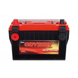 ODYSSEY 34/78PC1500 AGM 68Ah battery