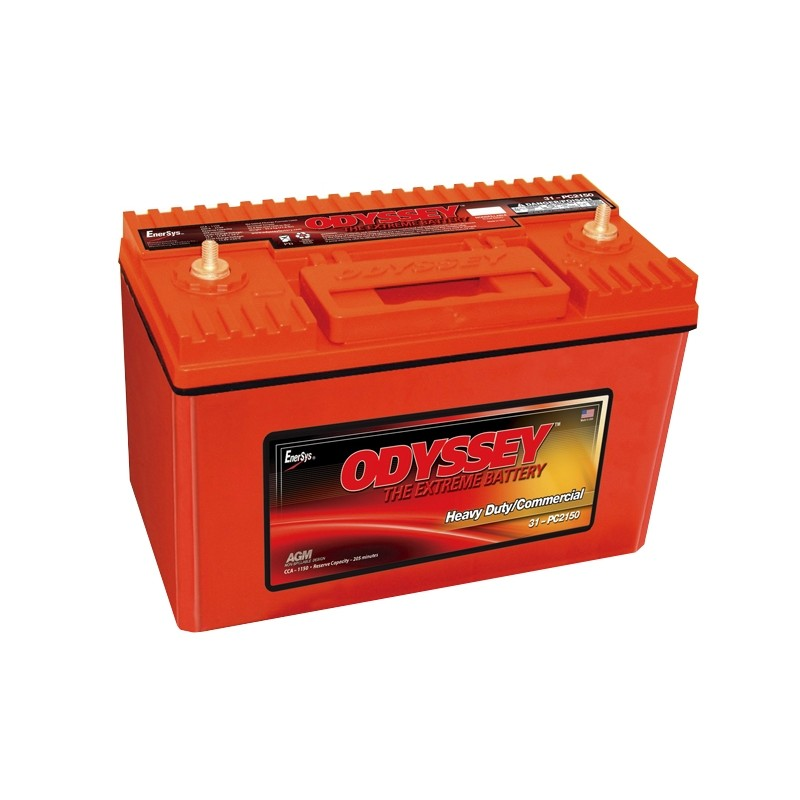 ODYSSEY PC2150MJS AGM 100Ah akumuliatorius