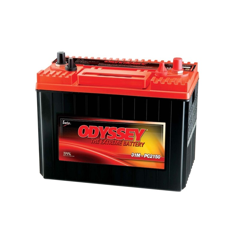 ODYSSEY 31MPC2150 AGM 100Ah battery