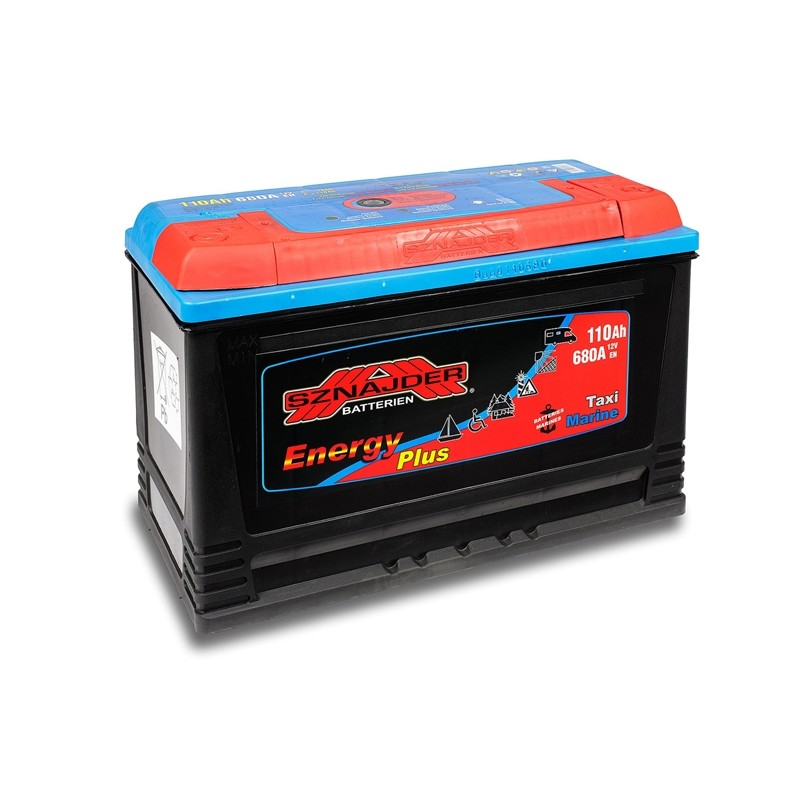 SZNAJDER ENERGY PLUS 961-07 110Ah battery