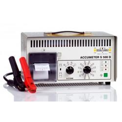 Akumuliatorių testeris ELEKTRON S500-D