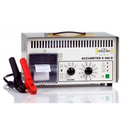 Battery tester ELEKTRON S500-D