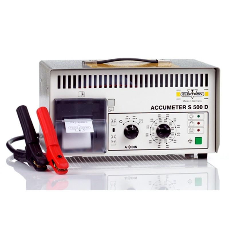 Тестер аккумуляторов ELEKTRON S500-D