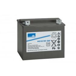 Sonnenschein (Exide) A512/30-G6 30Ah battery