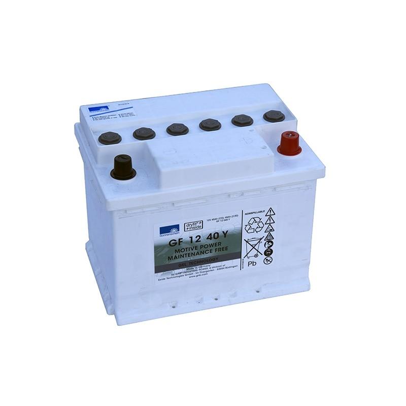 Sonnenschein (Exide) GF 12 040 Y 48Ah akumuliatorius