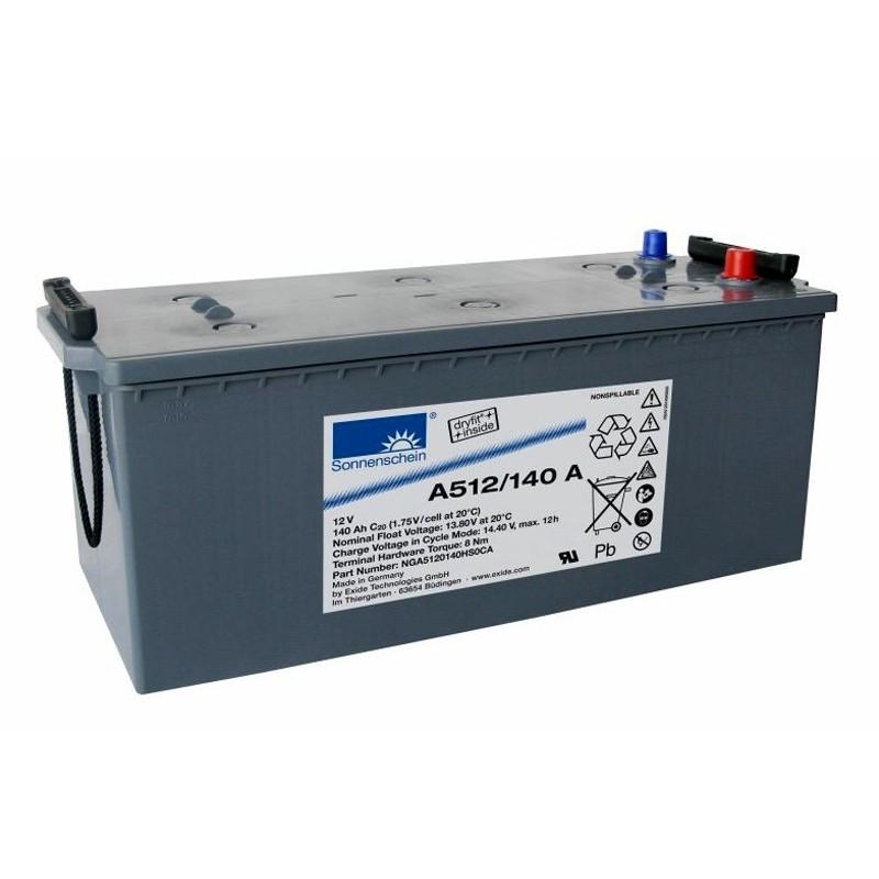 Sonnenschein (Exide) A512/140A 140Ah battery