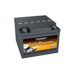 intAct GEL-25 25Ah battery