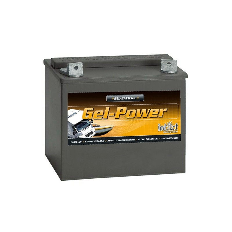 intAct GEL-30 30Ah battery